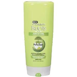 Garnier Fructis Pure Clean Conditioner, 25.40 Fluid Ounce