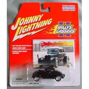 Johnny Lightning Willy Gassers II 2 1933 Willys Art