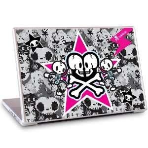 Skulls Gelaskins Protective Skin Cover for 15.4 Laptops Electronics