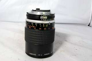 Nikon 105mm f4 Lens Ai S micro Nikkor AIS manual focus f4.0 12