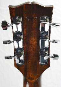 Early 70s Gibson USA SJ Deluxe Acoustic Guitar Cherry Sunburst w/HSC