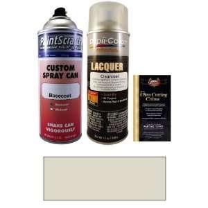 12.5 Oz. Hyper Silver Metallic Spray Can Paint Kit for 2010 Hyundai