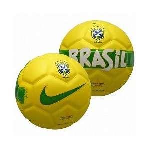 Nike Brazil Skills Mini Soccer Ball   Yellow/Green/White