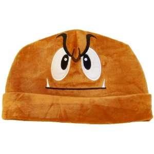 Super Mario Bros Goomba Beanie Hat Toys & Games