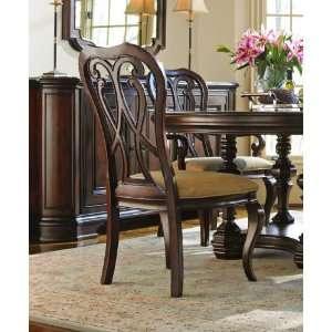 Universal Furniture Contessa 901636 Ribbon Back Dining