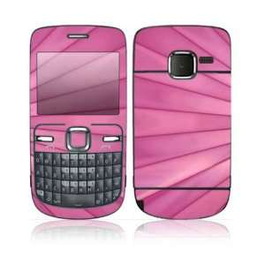 Pink Lines Design Protective Skin Decal Sticker for Nokia