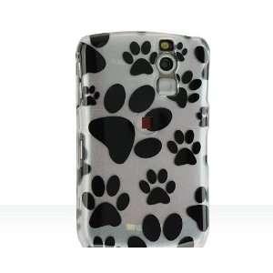 New Dog Paw Prints Blackberry Curve 8300 8310 8320 8330