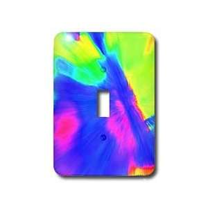 Yves Creations Crayola Explosion   Blue Neon Lights   Light Switch
