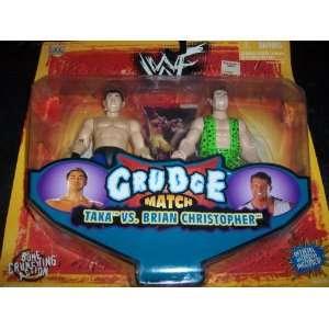 World Wrestling Federation Grudge Match Taka VS. Brian