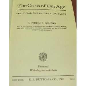 , Social Organization and Cultural Life Pitirim A. Sorokin Books