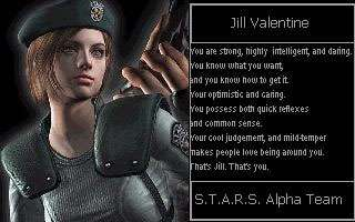 Resident Evil Beret STARS RPD Cap Jill Valentine Props