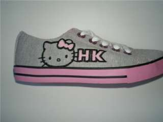 NWT Girls Youth Hello Kitty Shoes