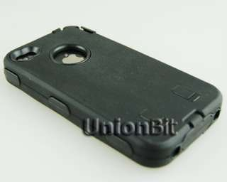 Black new Skin cover case slim for Apple iPhone 4 4G