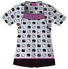 Cherokee Print Top Hello Kitty Expressions 6714C HKEX Buy 3 Shp $6
