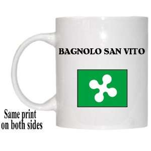 Italy Region, Lombardy   BAGNOLO SAN VITO Mug: Everything Else