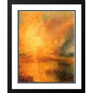 Turner, Joseph Mallord William 28x34 Framed and Double