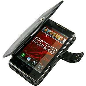 Monaco Executive Leather Case for Motorola DROID RAZR MAXX
