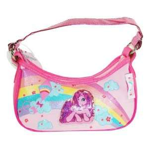 Little Pony Horse Pink Purse Hand Bag Toys & Games