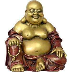 Happy Buddha Statue Sculpture