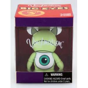 Disney Vinymation Big Eyes Mike Wazowski 3 Toys & Games
