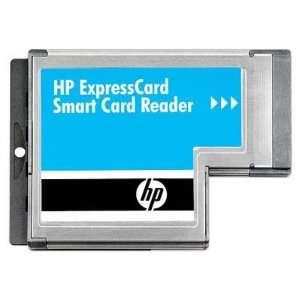HP ExpressCard Smart Card Reader Electronics