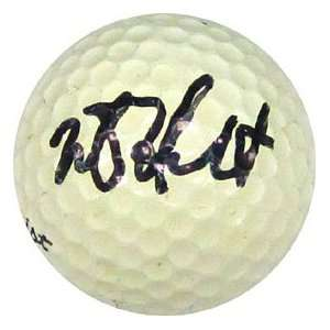 Mike Hulbert Autographed / Signed Golf Ball Everything