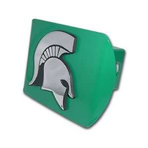 NEW* Michigan State University Spartans (Spartan Head) Green Trailer