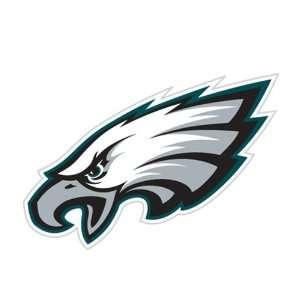 Philadelphia Eagles NFL Diecut Window Film Sports