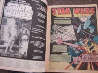 1977 Star Wars Marvel Special Collectors Edition ~ Rare