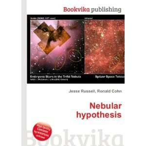 Nebular hypothesis: Ronald Cohn Jesse Russell: Books