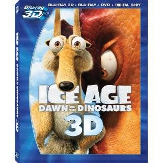 Ice Age: Dawn of the Dinosaurs [Blu ray 3D]