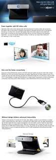 NEW SAMSUNG VG STC2000 3D Smart TV Skype Web Camera CY STC1100 follow