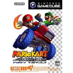 GC  MARIO KART DOUBLE DASH   Japan Import Gamecube JP