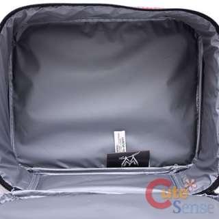 WWE Wrestling Large 16 Roller School Backpack Lunch Bag Set John Cena