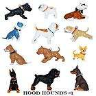 HOOD HOUNDS Series 1 Figures   Set of 12. HOMIES NEW