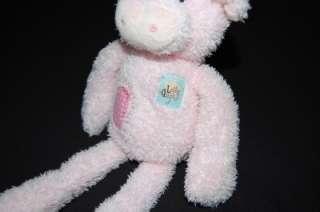 Aurora LOLLY GAGZ Gags Long Legs Pink Plush Stuffed Pig