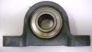 New Link Belt 1 15/16 Bore Pillow Block Ball Bearing