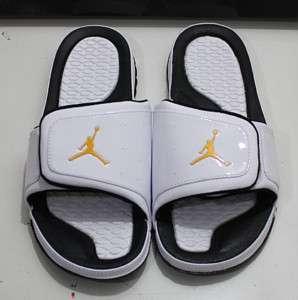 Nike Jordan Hydro 2 Slippers White 312527 110 Sz 13