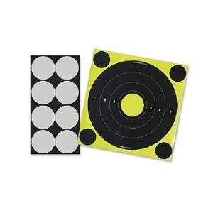 LT 6 ShootNC 8 Round Laser 6Pack (Targets & Throwers) (Paper Targets)
