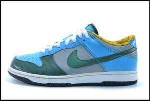 304714 032] Dunk Low CL Bicycle Pack Aqua Forest Proto