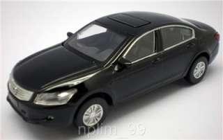 RASTAR 1/43 Diecast Model Car HONDA ACCORD BLACK NEW