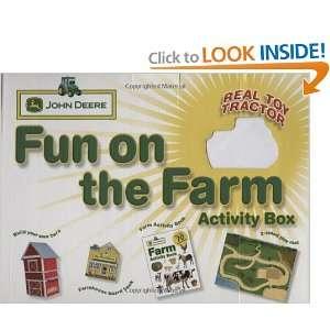 Fun on the Farm Activity Box (John Deere) (9780756632120
