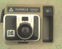 Pleaser II Vintage Kodamatic Polaroid Instant Camera