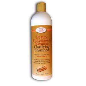 Keratin Clarifying Shampoo 16 Oz By Soft Hair Beauty