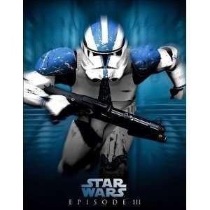 Magnet (Large) STAR WARS   Storm Trooper