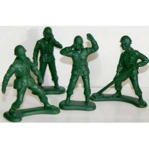 TOY Story   Burger King Kids Club GREEN ARMY MEN figures