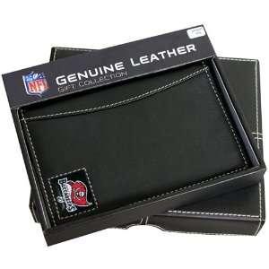 Tampa Bay Bucs Leather Passport Holder