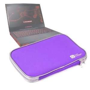 Splash Resistant Neoprene Laptop Case For Alienware M14x