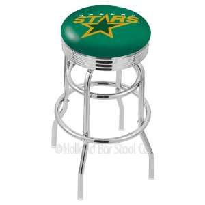 Dallas Stars NHL Hockey L7C3C Bar Stool