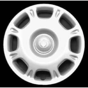 PROTEGE WHEEL COVER HUBCAP HUB CAP 13 INCH, 8 HOLE BRIGHT SILVER 13